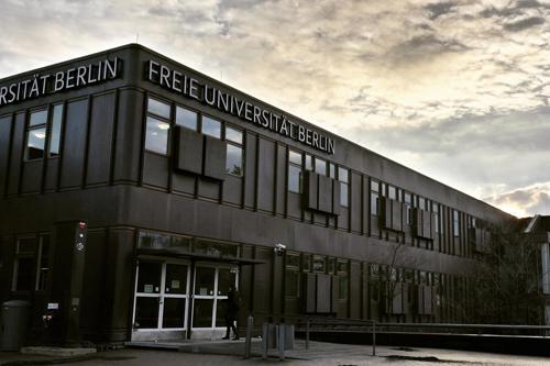 studienkolleg fu berlin - Fu Berlin Bewerbung